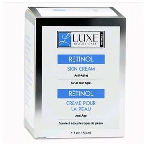 Luxe Lifting and Firming Retinol Cream 1.7 Oz NEW